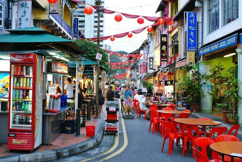 Khu phố Tàu Singapore