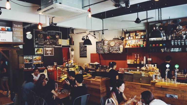 Quán café Tolido's Espresso Nook
