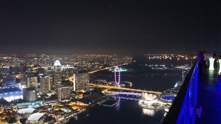 Nhà hàng Stellar at 1-Altitude Singapore