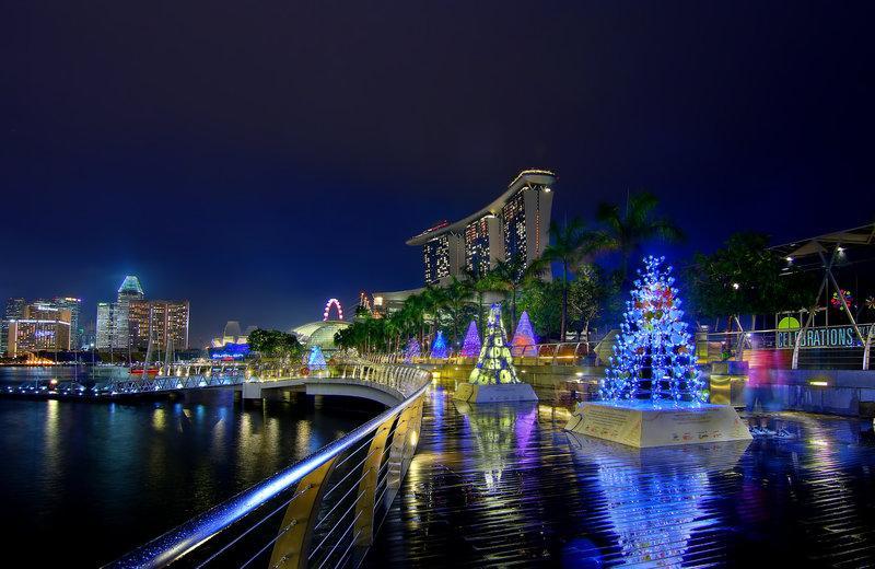 Lễ hội Giáng sinh miền nhiệt đới, Singapore
