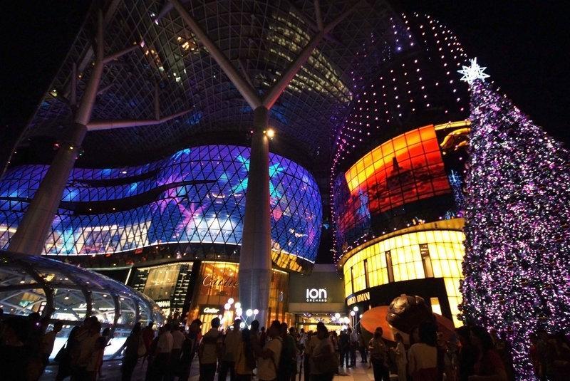 Singapore là địa điểm vui chơi Giáng sinh đẹp nhất