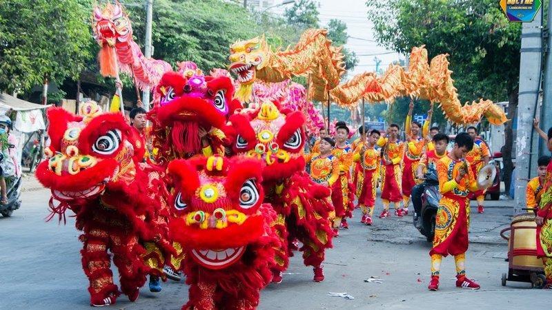 Lễ hội lớn ở Đông Nam Á - Tết Nguyên Đán Việt Nam