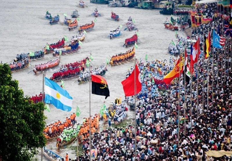Lễ hội Bon Om Touk