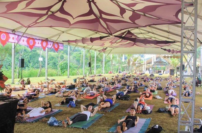 Lễ hội Bali Sprite