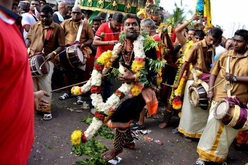 lễ hội Hindu
