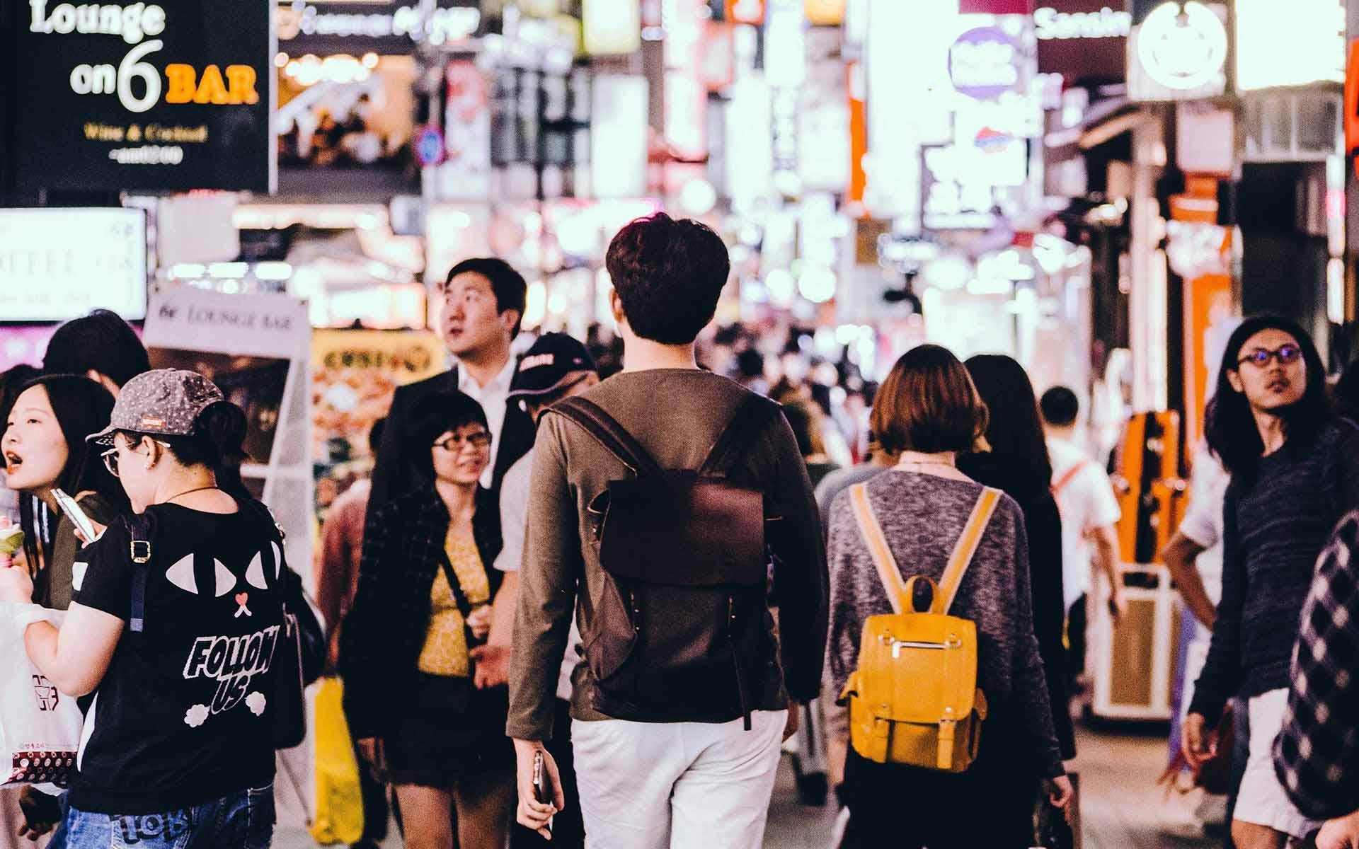 không nên làm khi du lịch Hàn Quốc