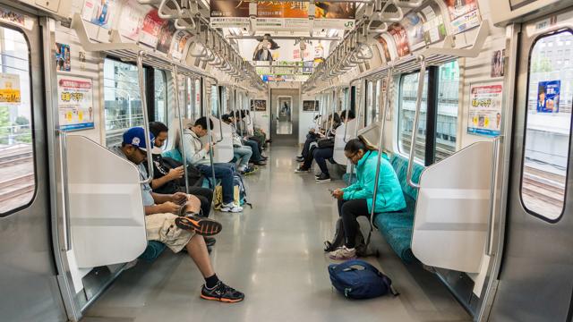 không nên làm khi du lịch Nhật Bản