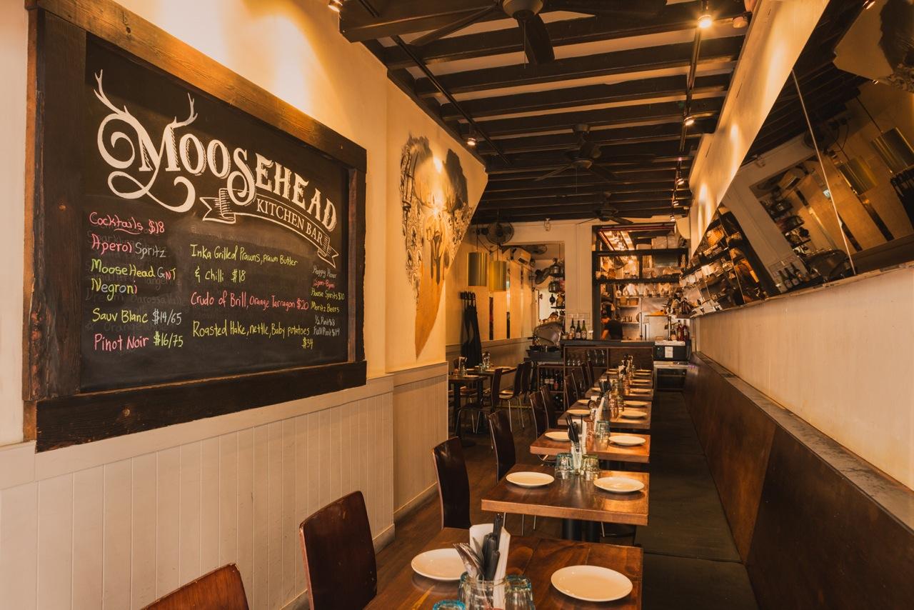 Nhà hàng Moosehead Kitchen & Bar