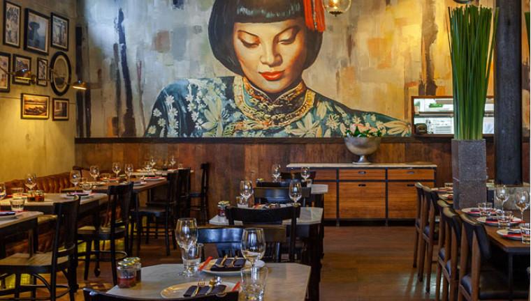 Nhà hàng Mamasan