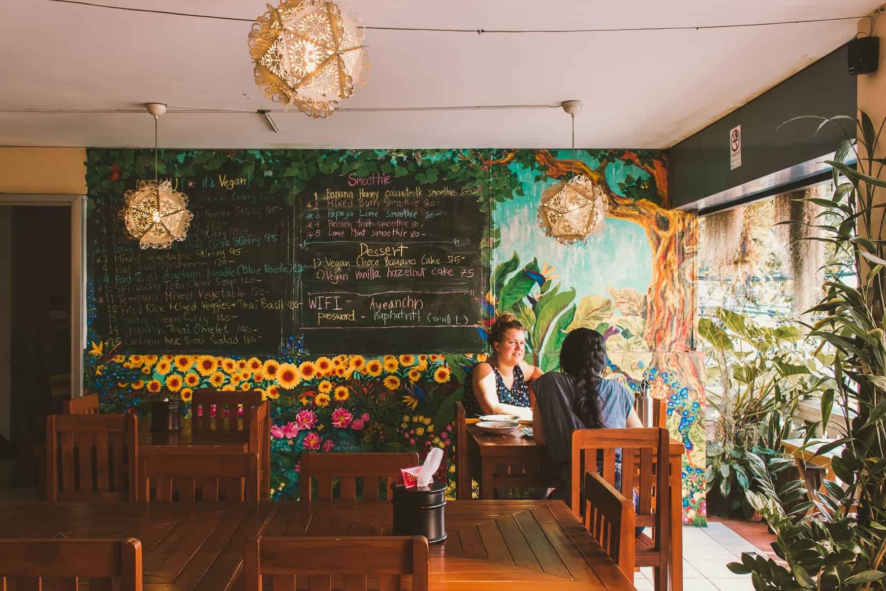 Nhà hàng chay Anchan