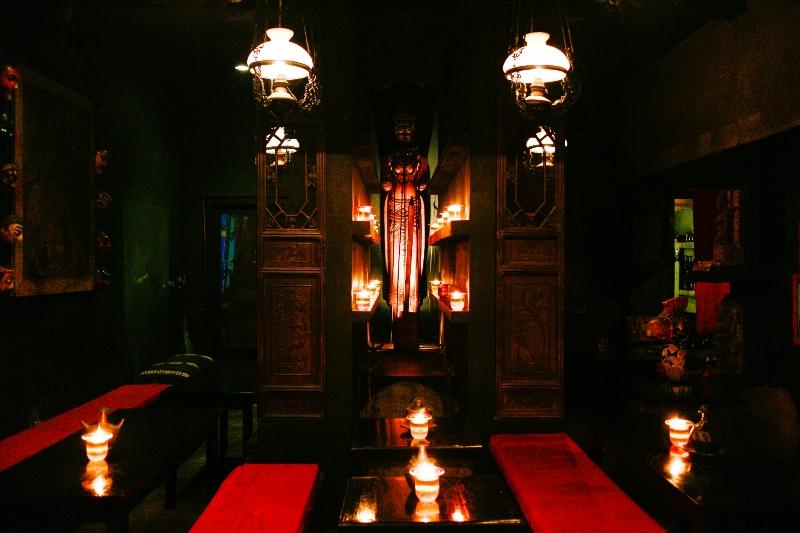 Nhà hàng Lara Djonggrang
