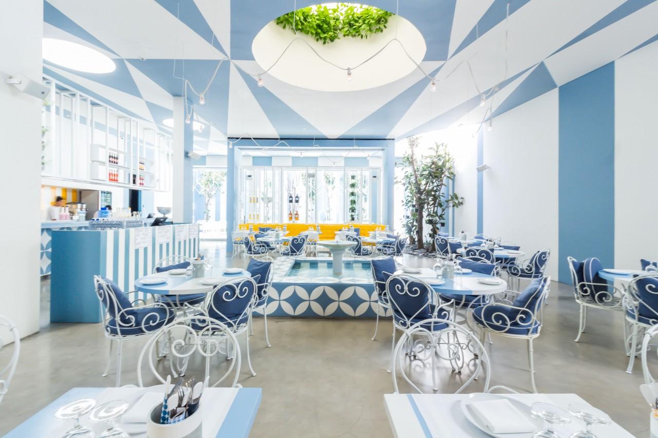 Nhà hàng Da Maria