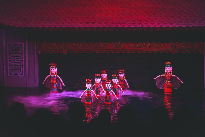 Nhà hát múa rối nước Thăng Long