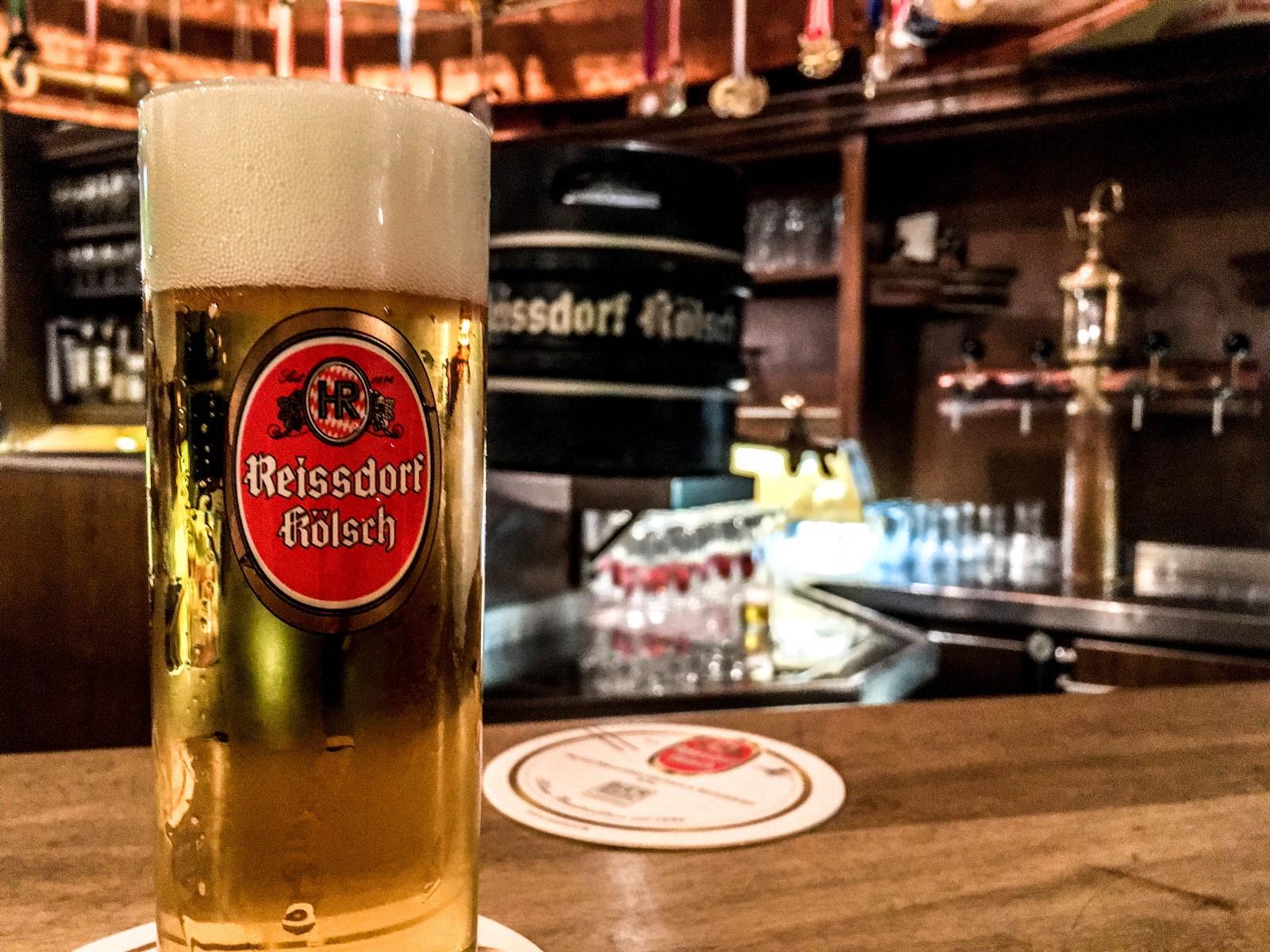 Thưởng thức 3 loại đồ uống đặc trưng ở Cologne