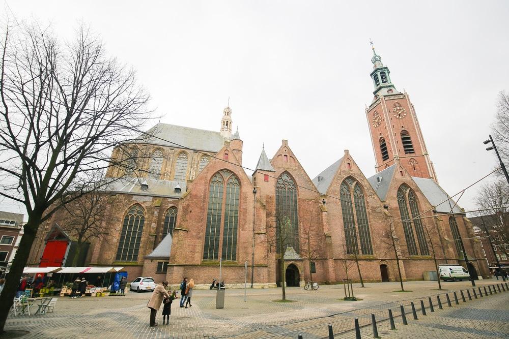Chiêm ngưỡng Grote Kerk