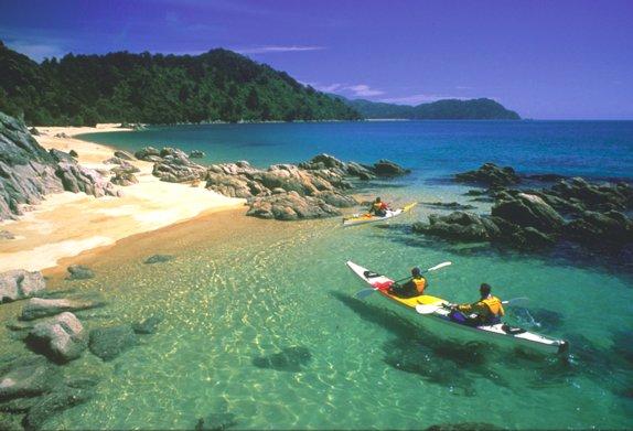 Chơi gì ở New Zealand