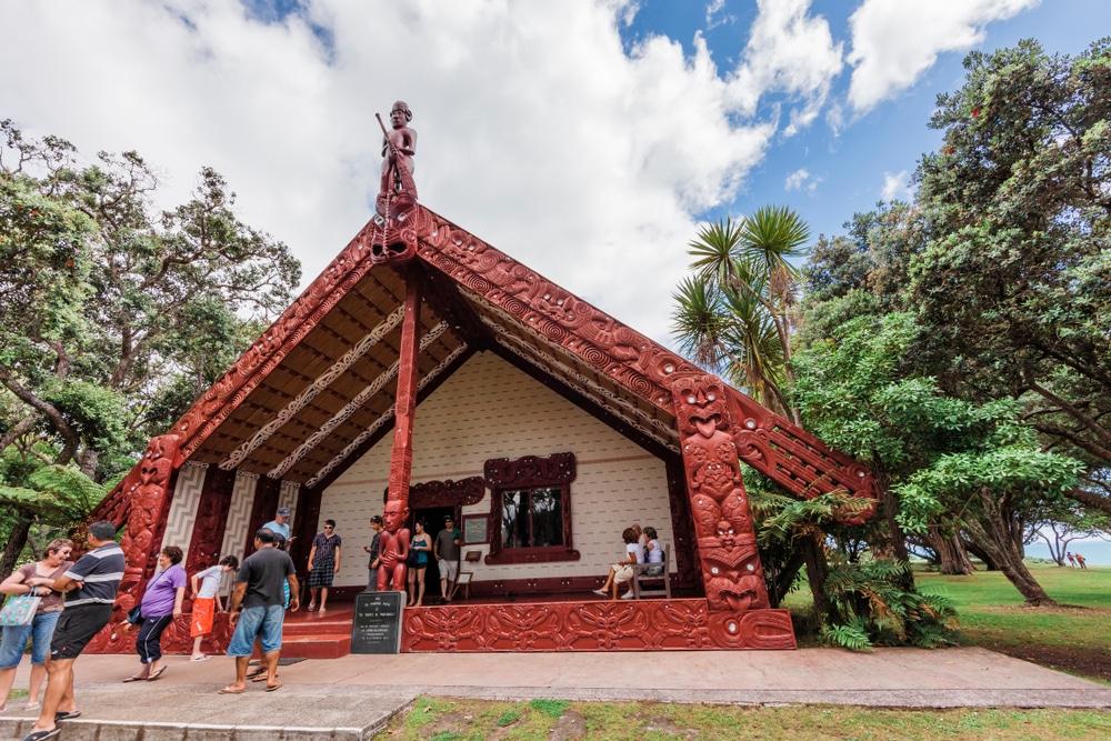 Tìm hiểu kiến thức lịch sử tại Waitangi