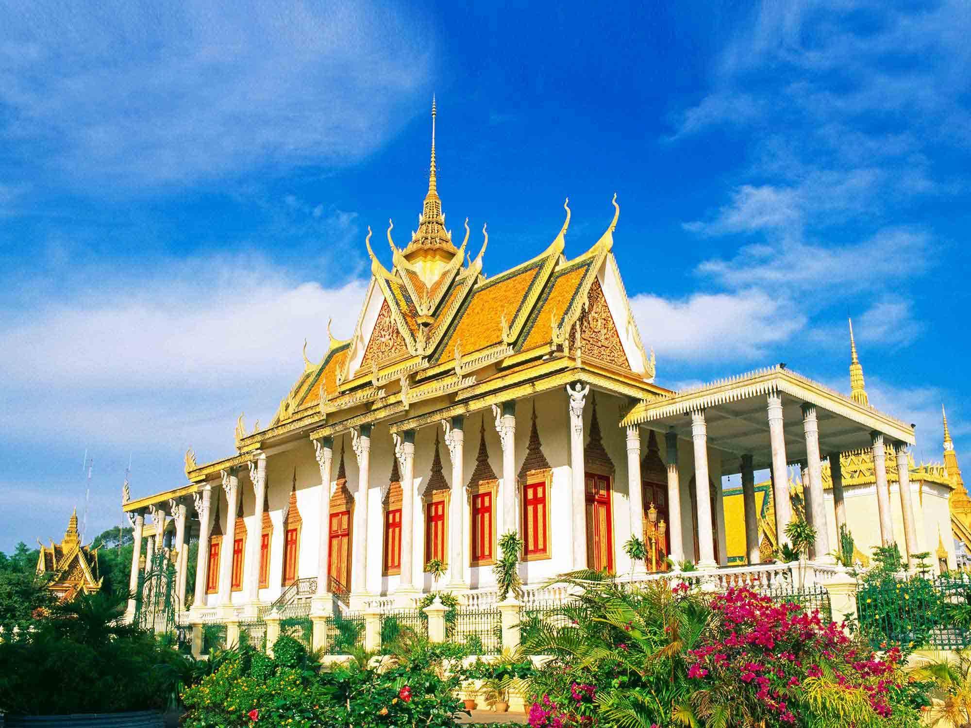 Lịch trình du lịch Phnompenh