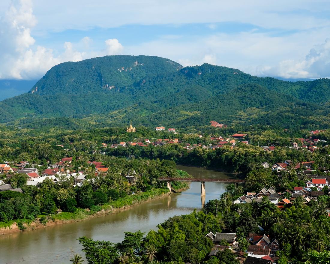 Trải nghiệm Luang Prabang