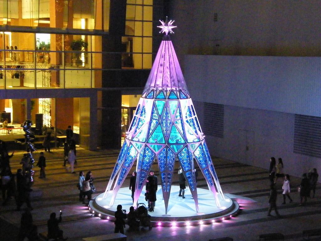Tokyo địa điểm du lịch dịp giáng sinh