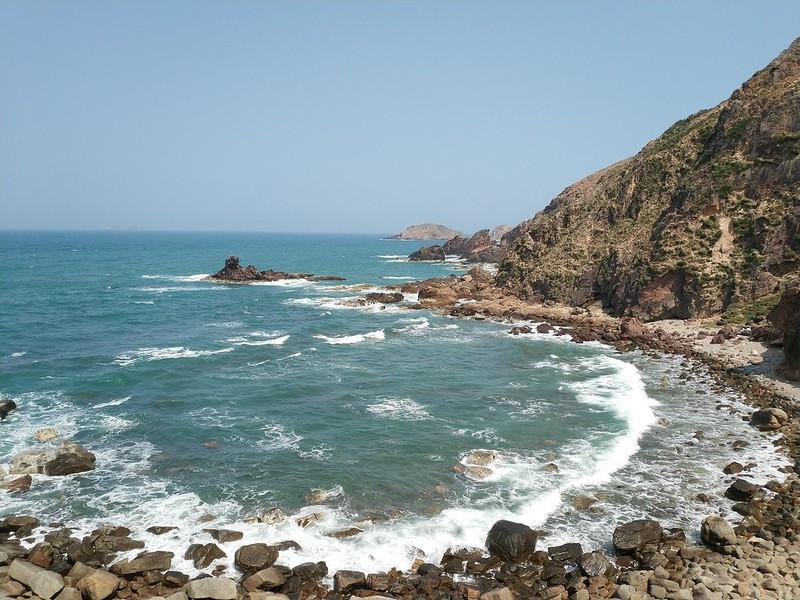 Biển Kỳ Cobãi biển đẹp nhất Việt Nam