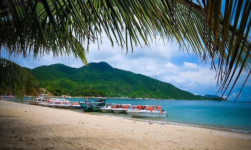 Cù Lao Chàm bãi biển đẹp nhất Việt Nam