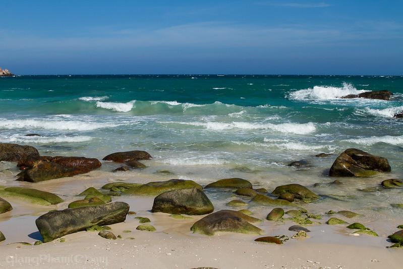 Bãi biển Bình Babãi biển đẹp nhất Việt Nam