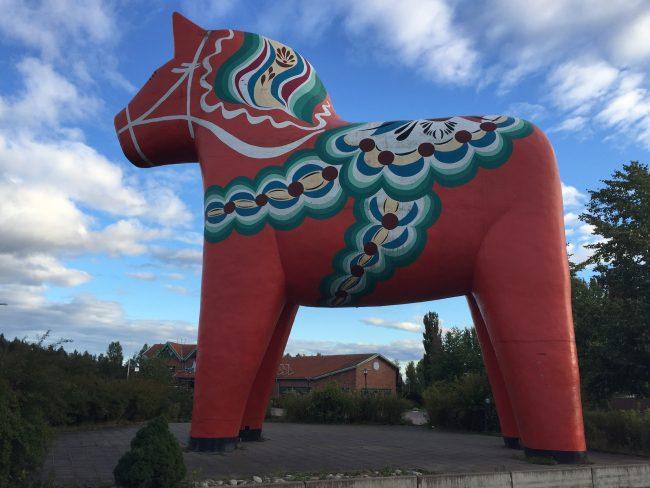 Chú ngựa Dala