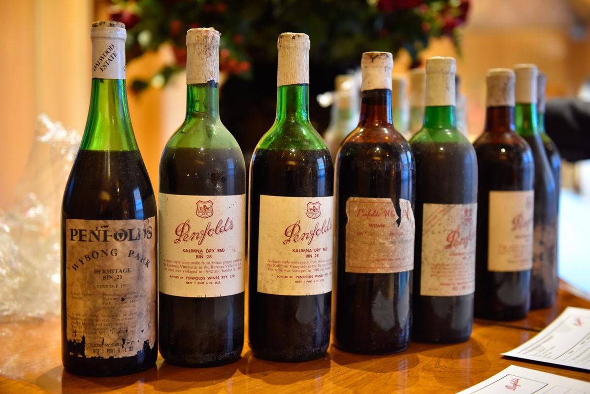 Mua khi du lịch Sydney - Rượu vang Penfold Grange