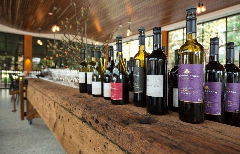 Rượu vang từ thung lũng Yarra