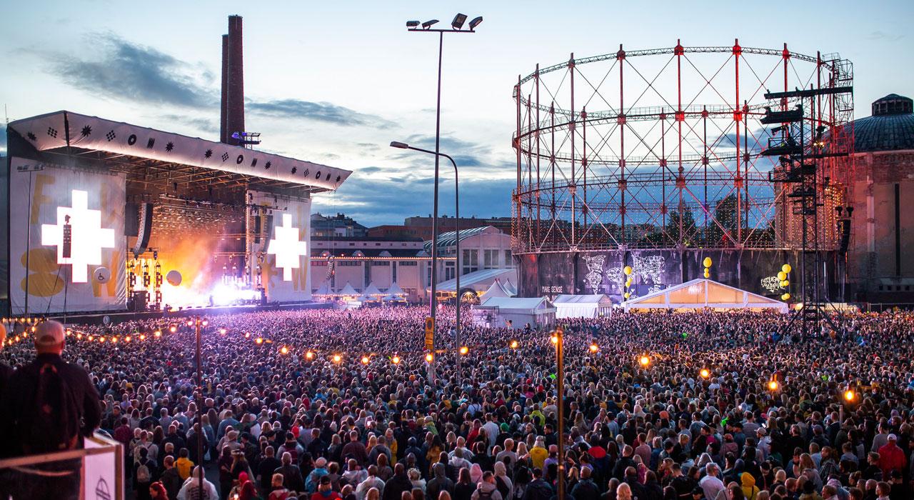 Lễ hội ở Phần Lan