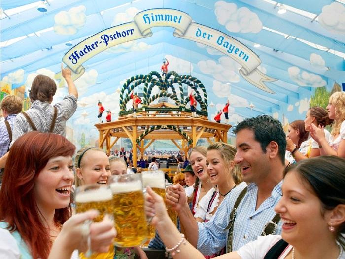 lễ hội ở Phần Lan - Lễ hội bia Helsinki