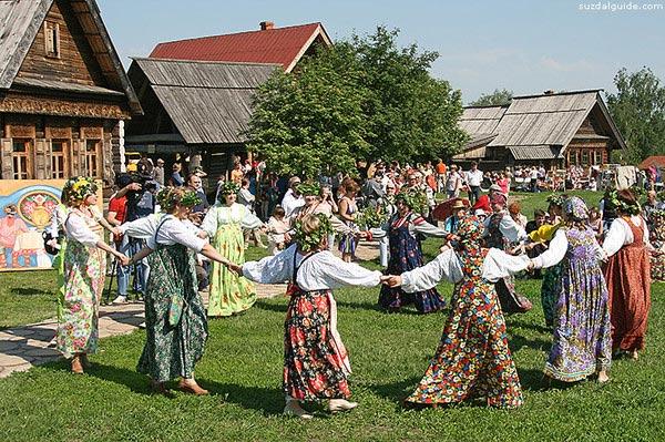 Lễ hội ở Nga