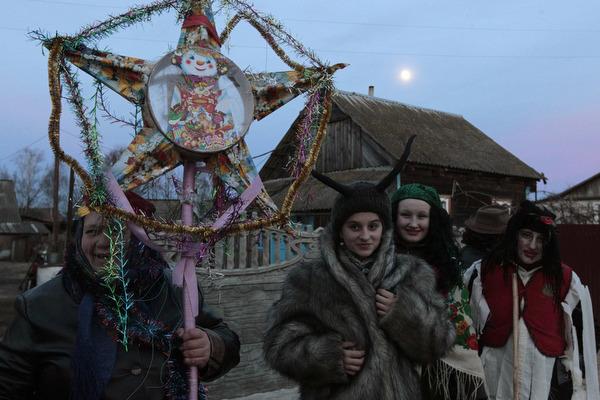 Lễ hội Kolyadki