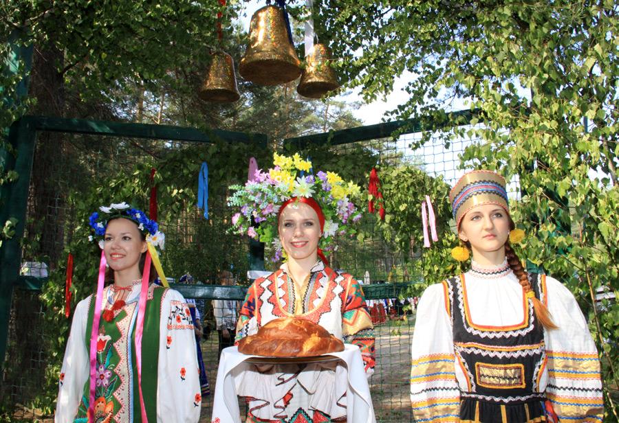 Lễ hội Troitsa