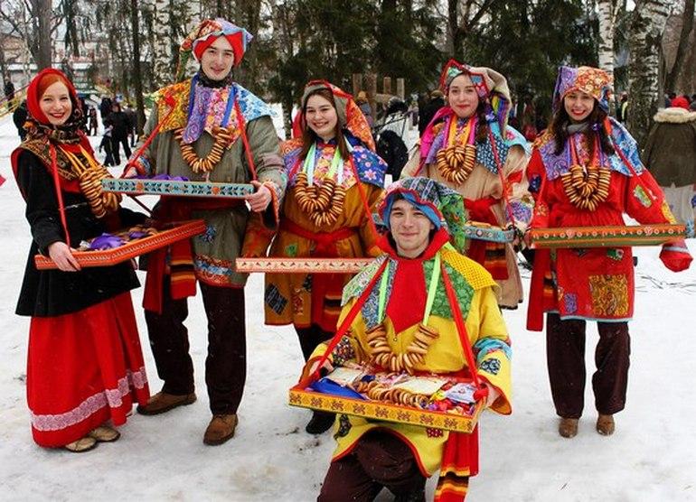 Lễ hội Maslyanitsa