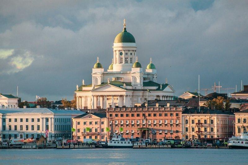 Thủ đô Helsinki