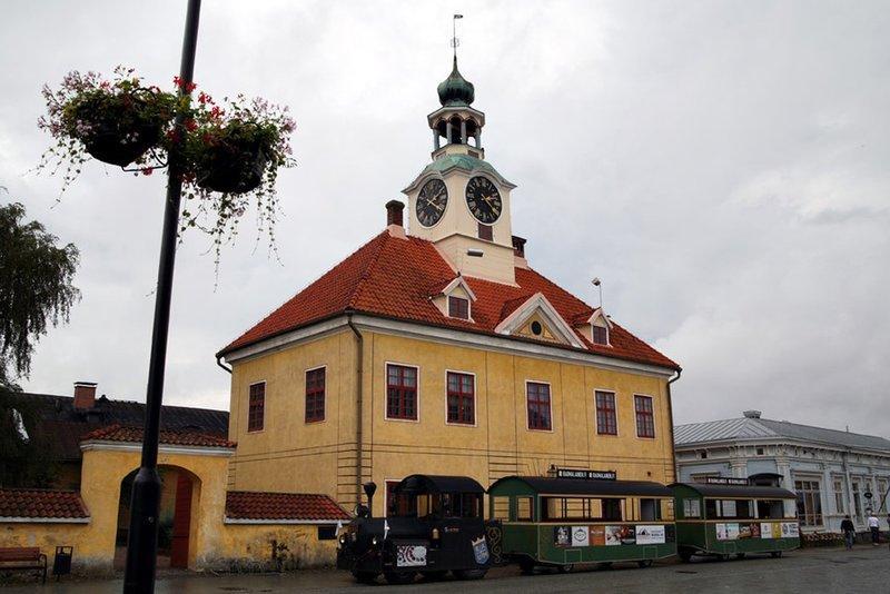 Thị trấn cổ Rauma