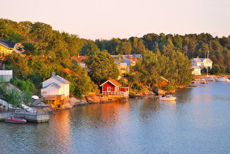 địa điểm du lịch Phần Lan - Cố đô Turku