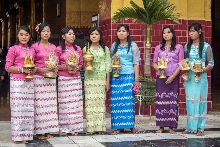 Mua gì ở Myanmar?