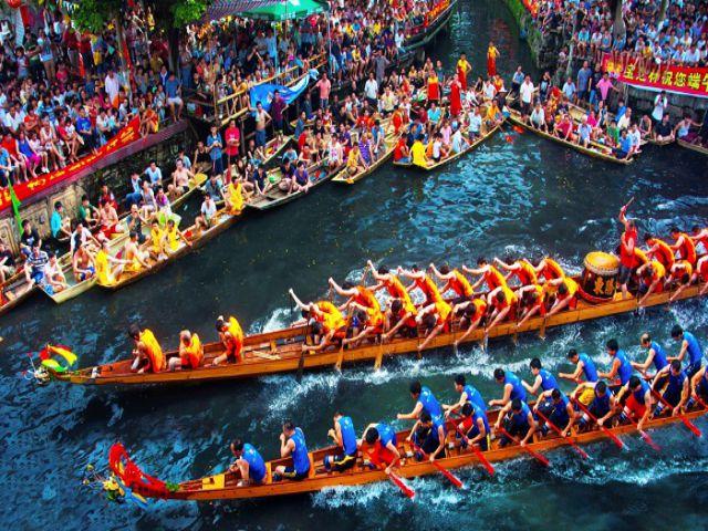 Lễ hội Thuyền rồng