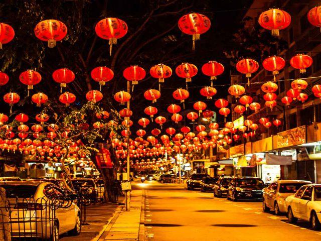 Lễ hội ở Hong Kong
