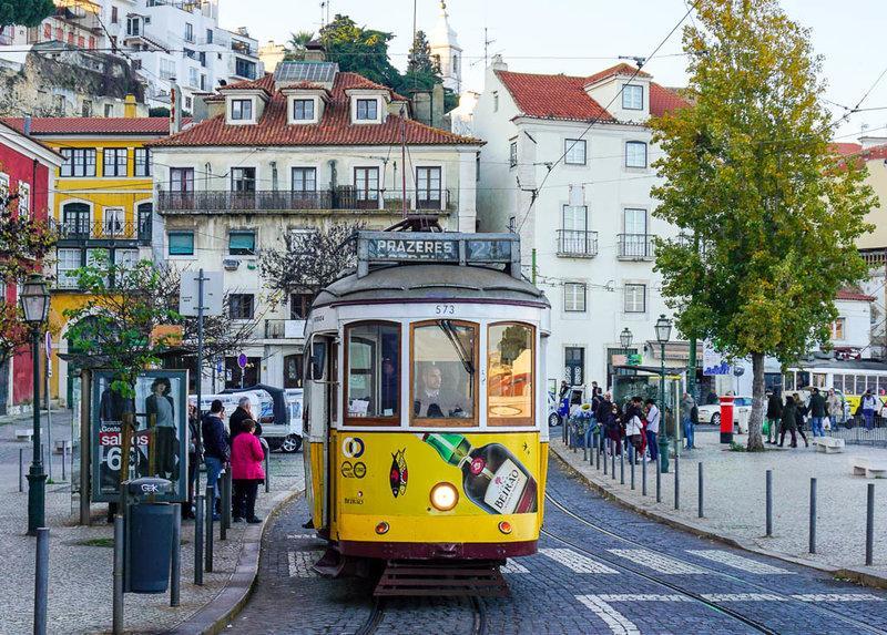 địa điểm du lịch Bồ Đào Nha