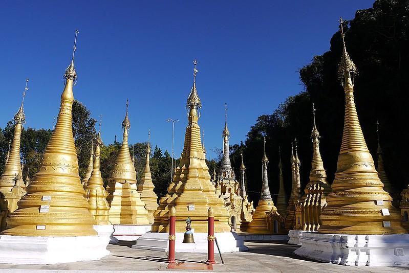 Chùa Shwe Oo Min Paya