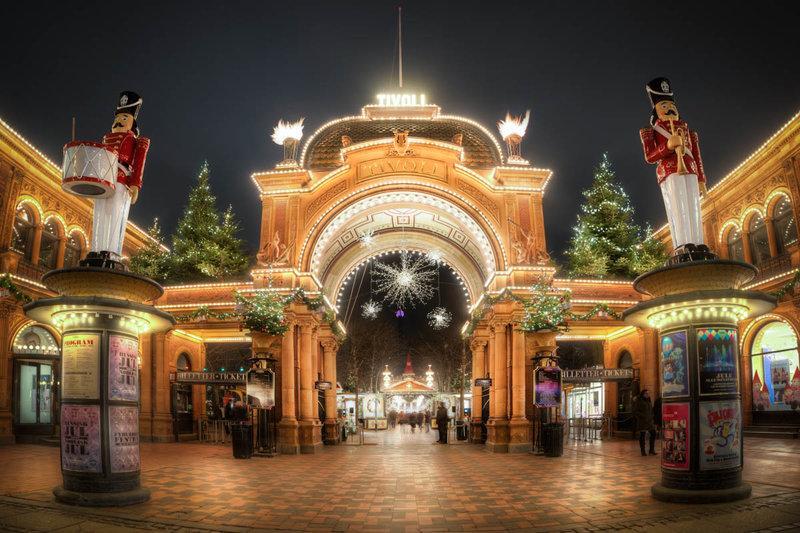 Công viên giải trí Tivoli