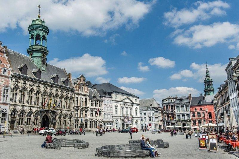 địa điểm du lịch Bỉ - Mons