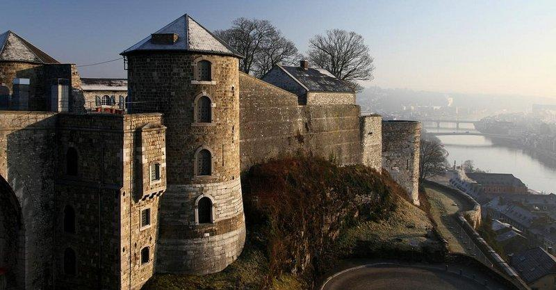 địa điểm du lịch Bỉ - Namur