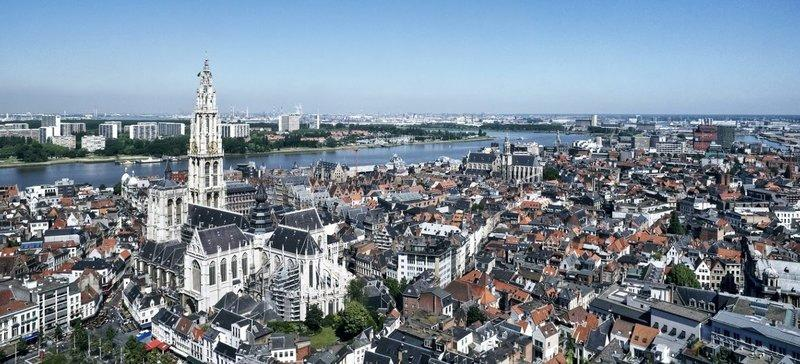 địa điểm du lịch Bỉ