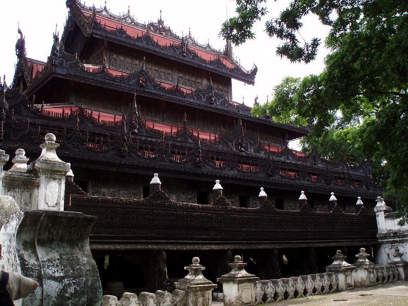Tu viện Shwenandaw