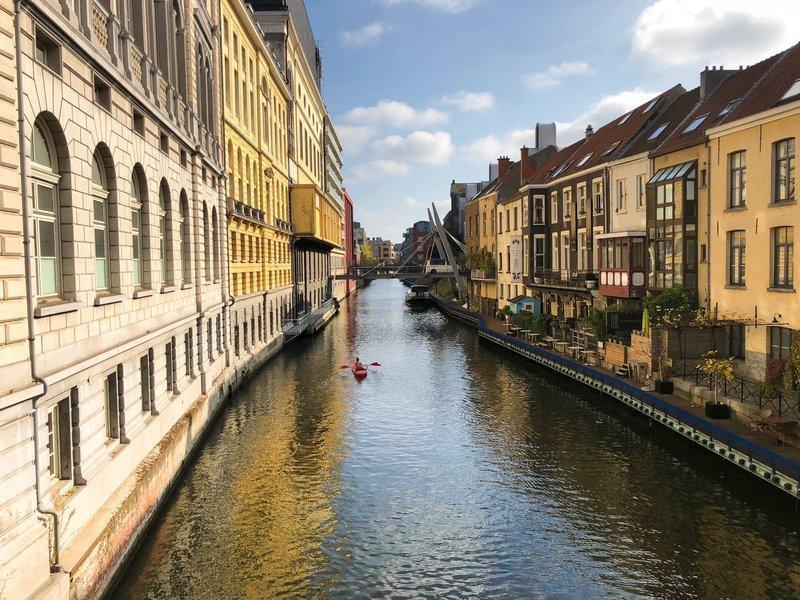 Thành phố lễ hội của Bỉ